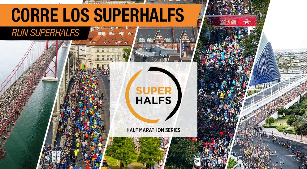 SuperHalfs Medio Maratón Valencia